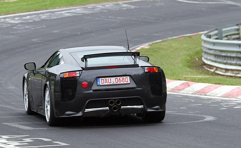 Lexus LF-A Supersport