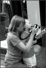 Lezione di fotografia.....