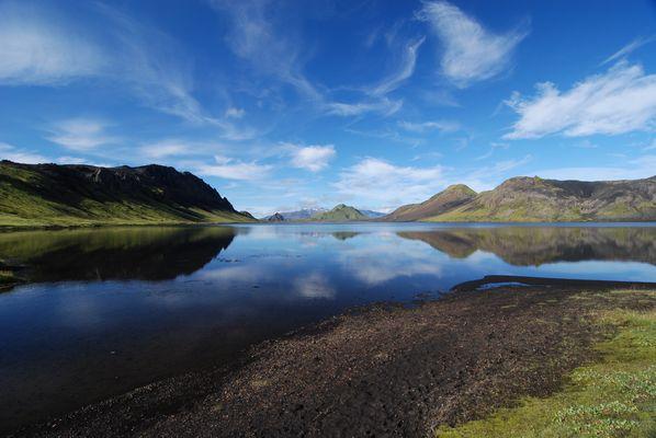 Álfavatn - Im Isländischen Hochland
