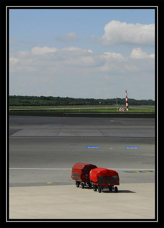 ...LH 020 Verspätet aus Frankfurt