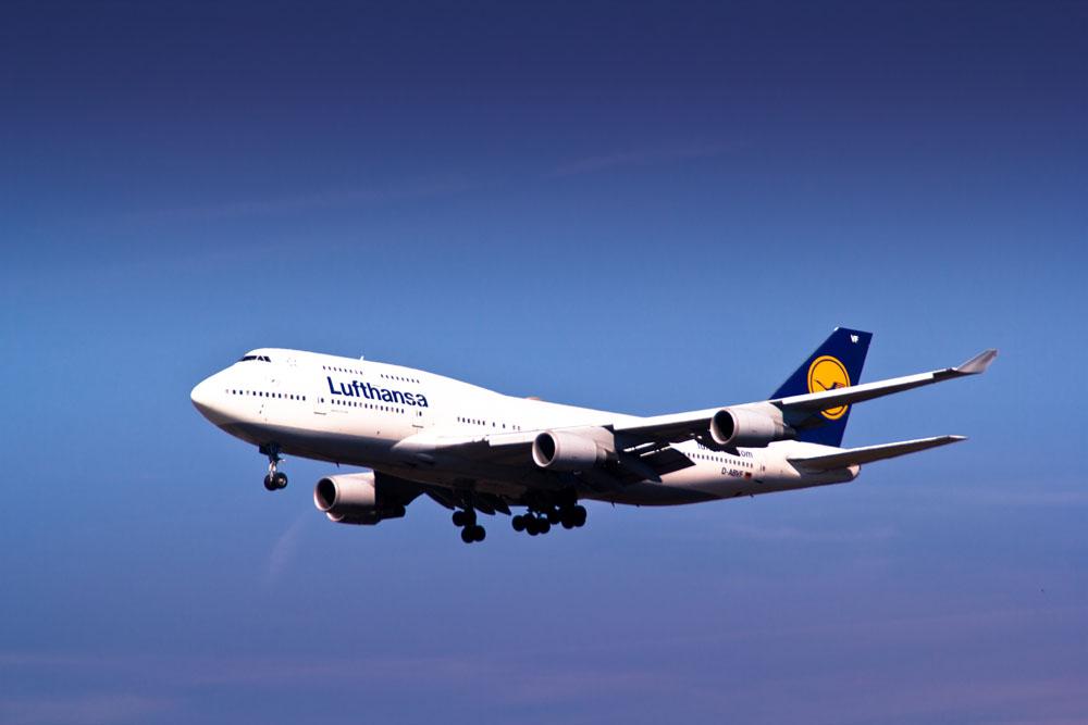 LH FLIGHT