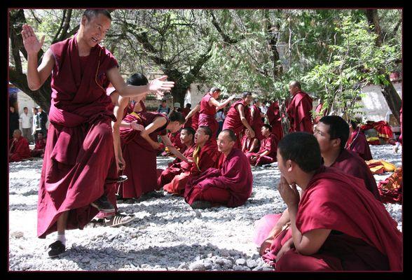 Lhasa - Kloster Sera