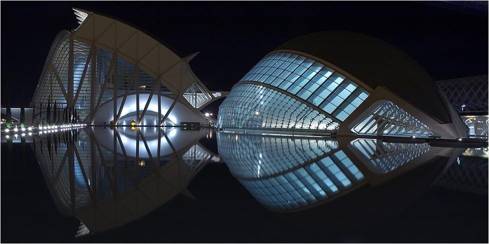 L'Hemisferic y El Museo