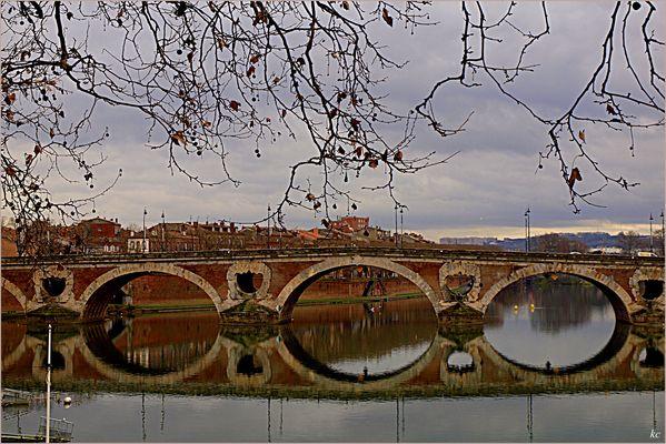 L'Hiver à Toulouse -2-