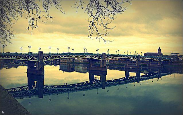 L'Hiver à Toulouse ....