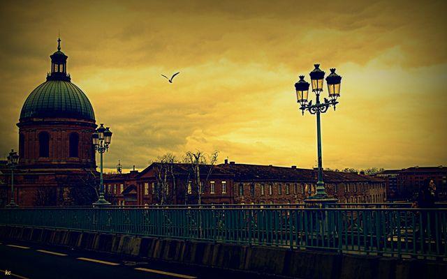 L'Hiver à Toulouse .....
