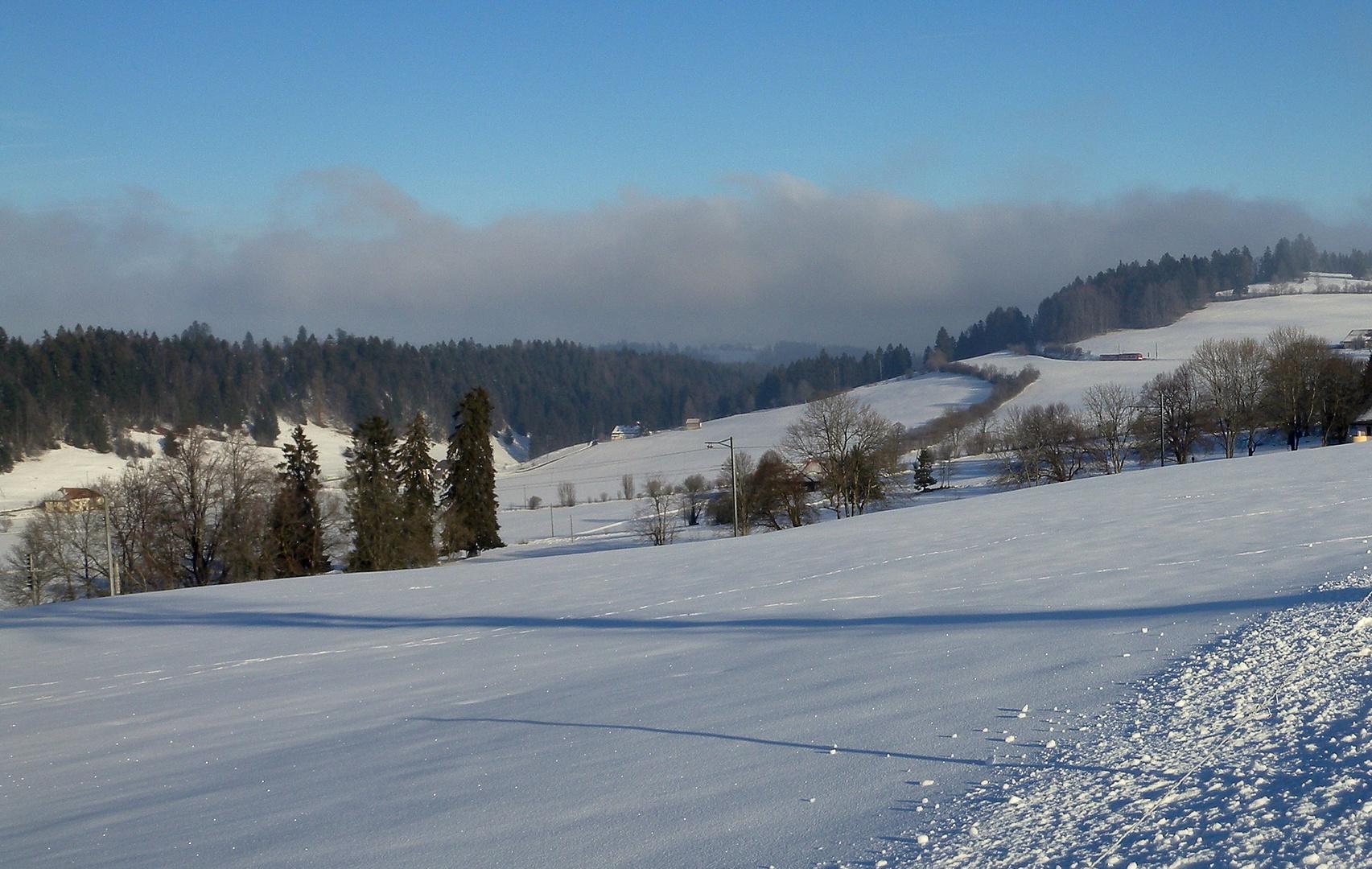 L'hiver dans le.. / Invierno en el.. / Winter im = Jura..03