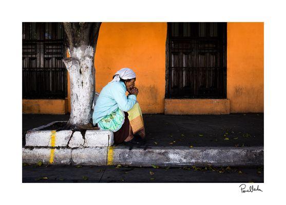 L'hiver - El Salvador
