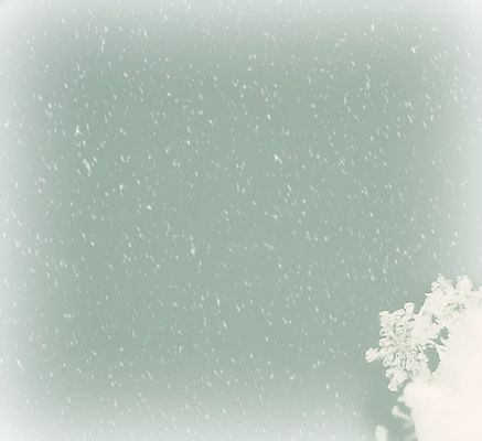 l'hiver est encore là