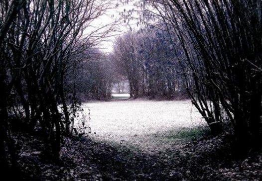 L'hiver, il y'a longtemps