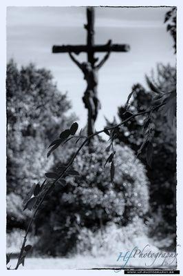 L'homme à la croix