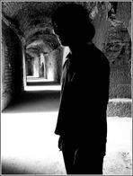 L'homme au noir