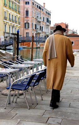 L'homme de Venise - l'original