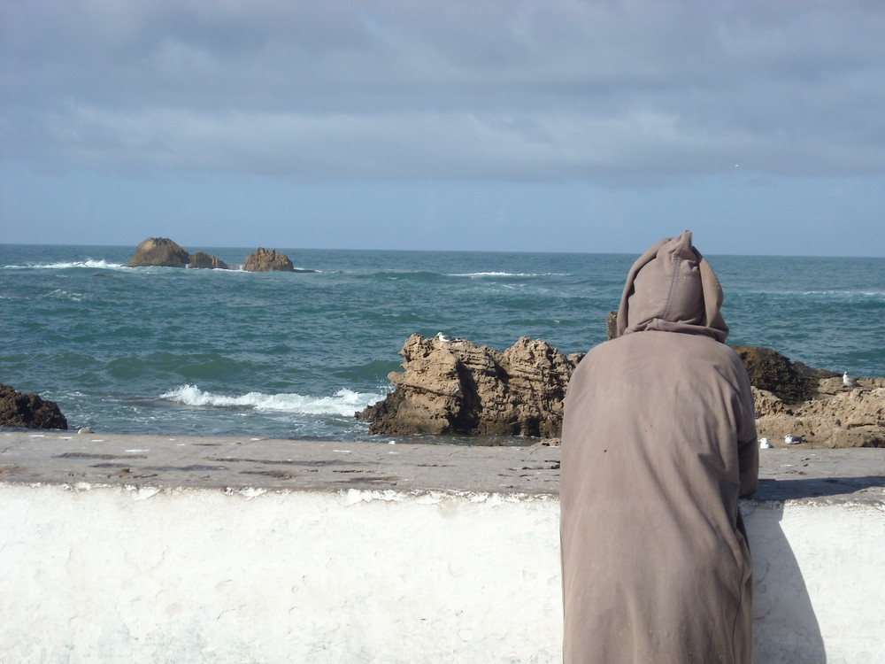 L´homme et la mer