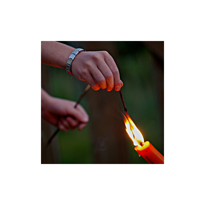 L'homme qui joue avec le feu