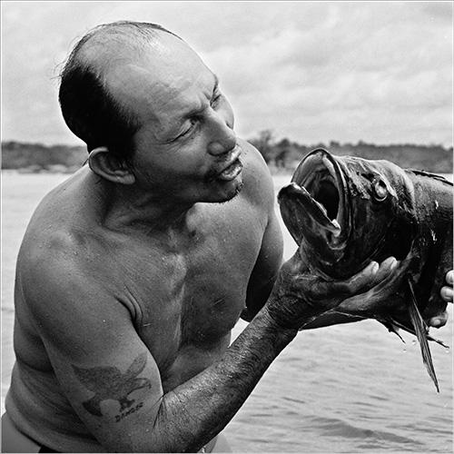 l'homme qui murmurait à l'oreille des poissons