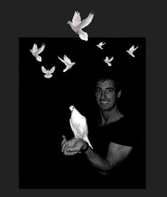L'homme qui murmure à l'oreilles des colombes