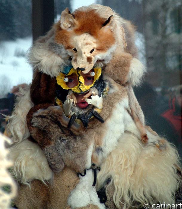L'homme-renard