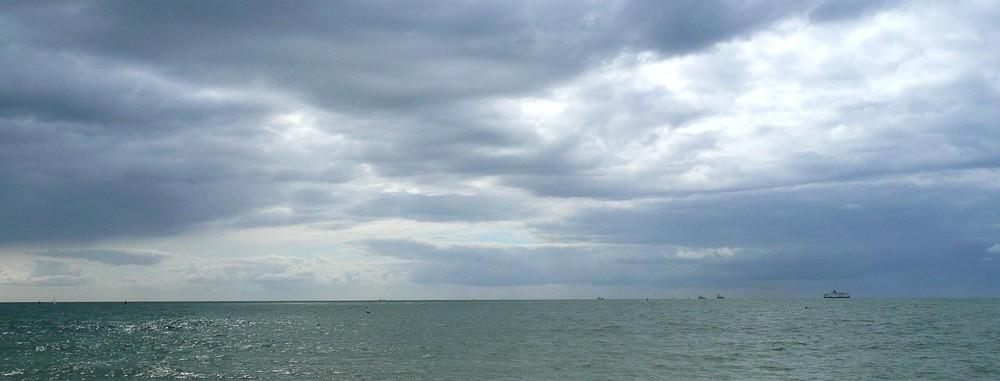 ... L'horizon
