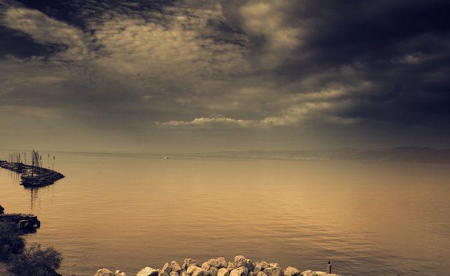 """ L'horizon souligne l'infini "" Victor HUGO"