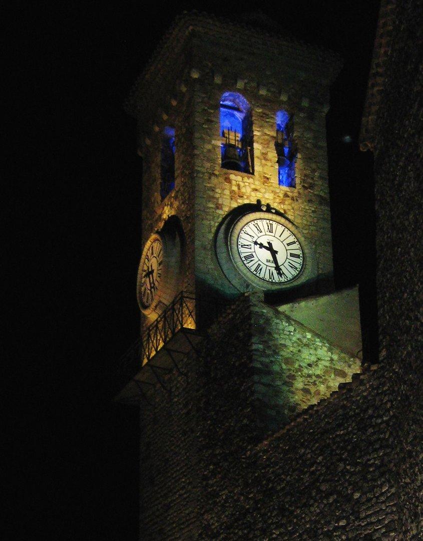l'horloge du Suquet