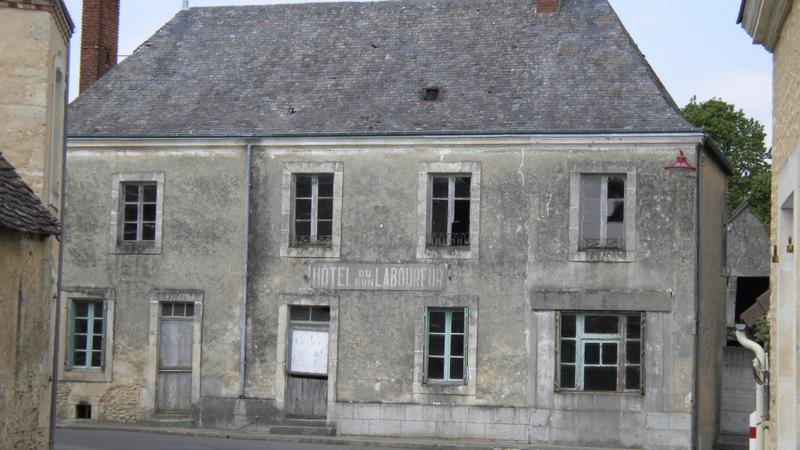 L'Hôtel du Bon Laboureur