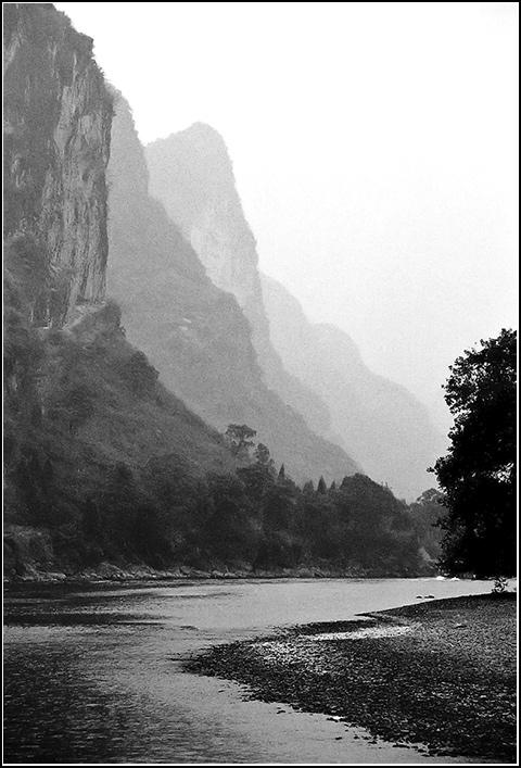Li River Karsts