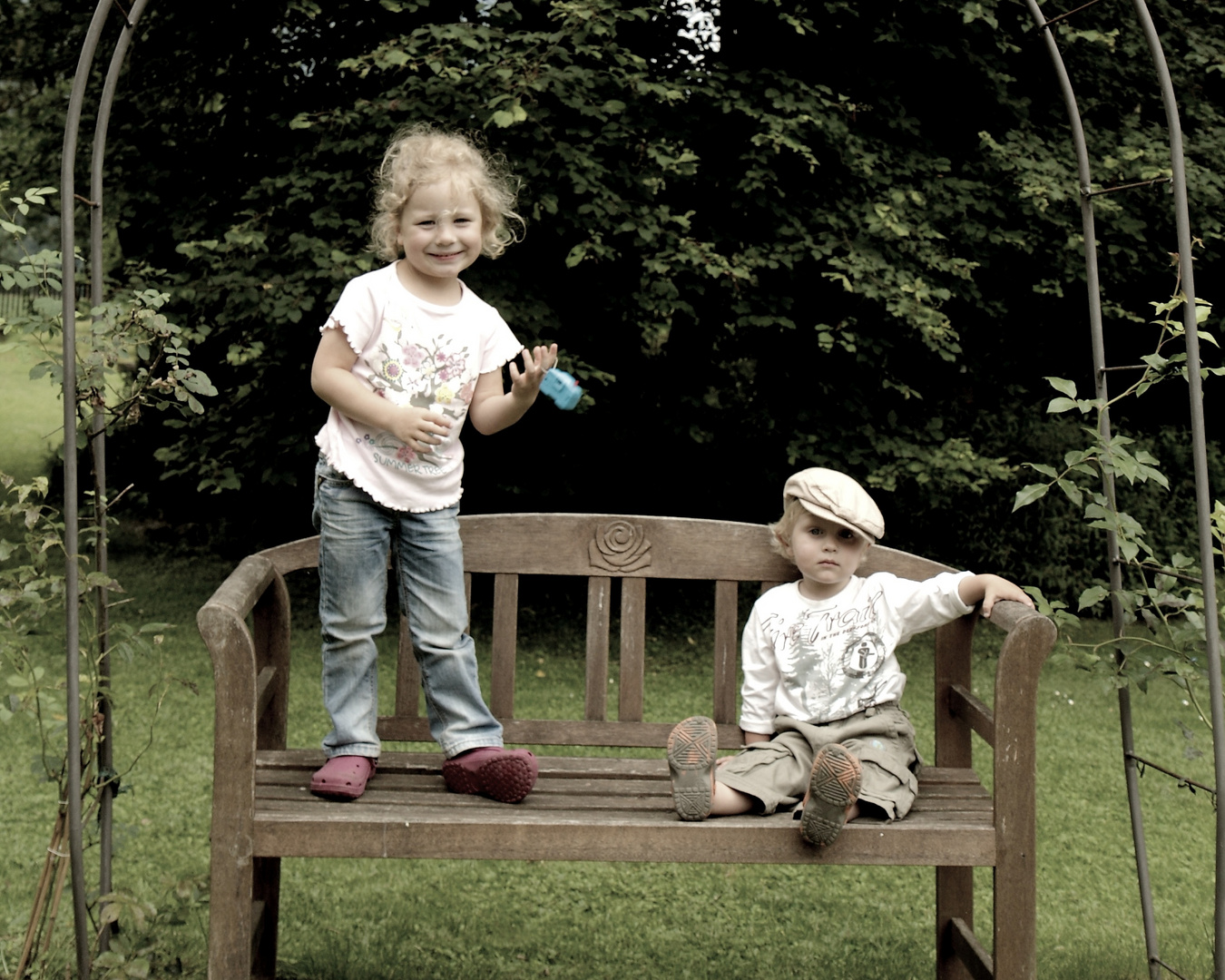 Lia und Emanuel