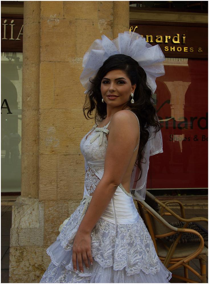 libanesische Braut