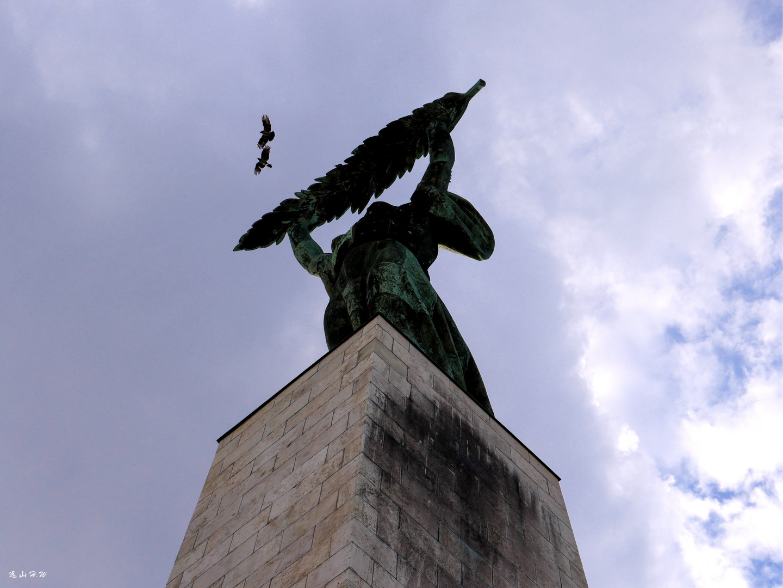 Liberty Statue,Budapest