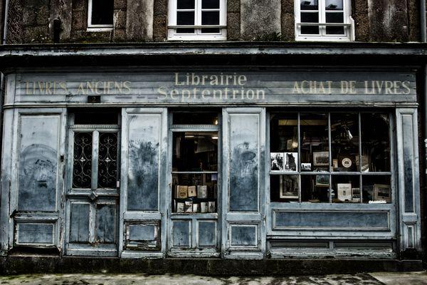 Librairie Septentrion, Saint-Malo