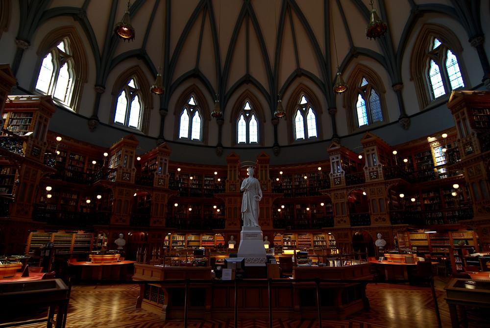 Library of Parliament. - Ottawa