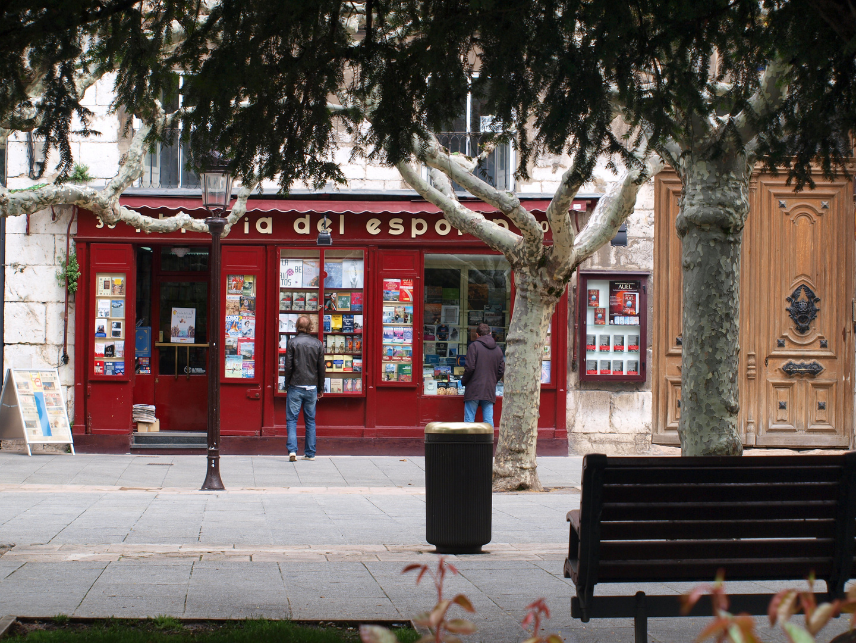 Librería del Espolón