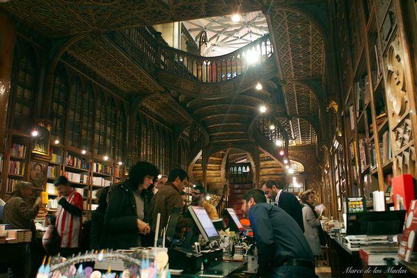 ...Libreria Lello...