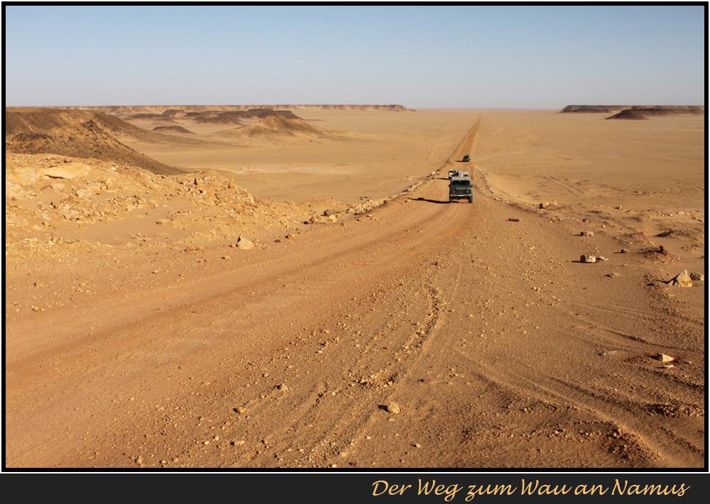 Libyen # 1