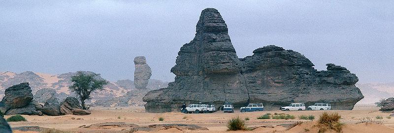 LIBYEN im Akkakusgebirge