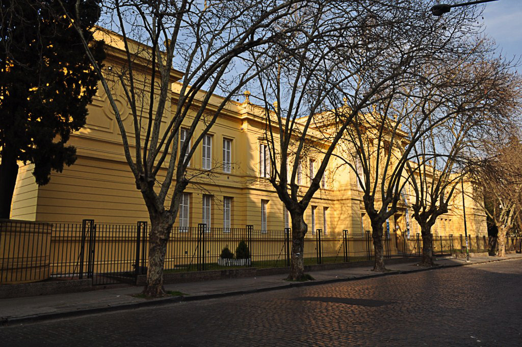 Liceo Victor Mercante, La PLata, Buenos Aires