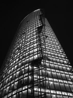 Licht am Bau