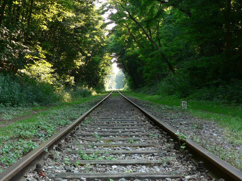 Licht am Ende der Gleise