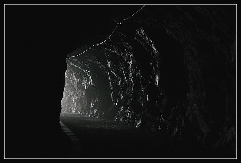 Licht am Ende der Unterwelt