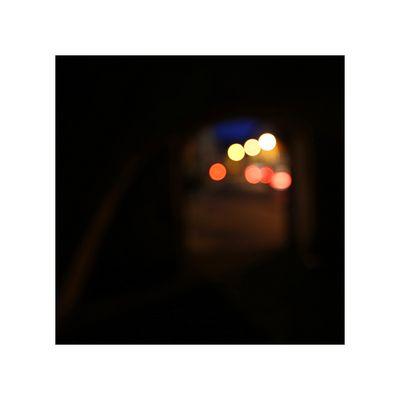 Licht, am Ende des Durchgangs