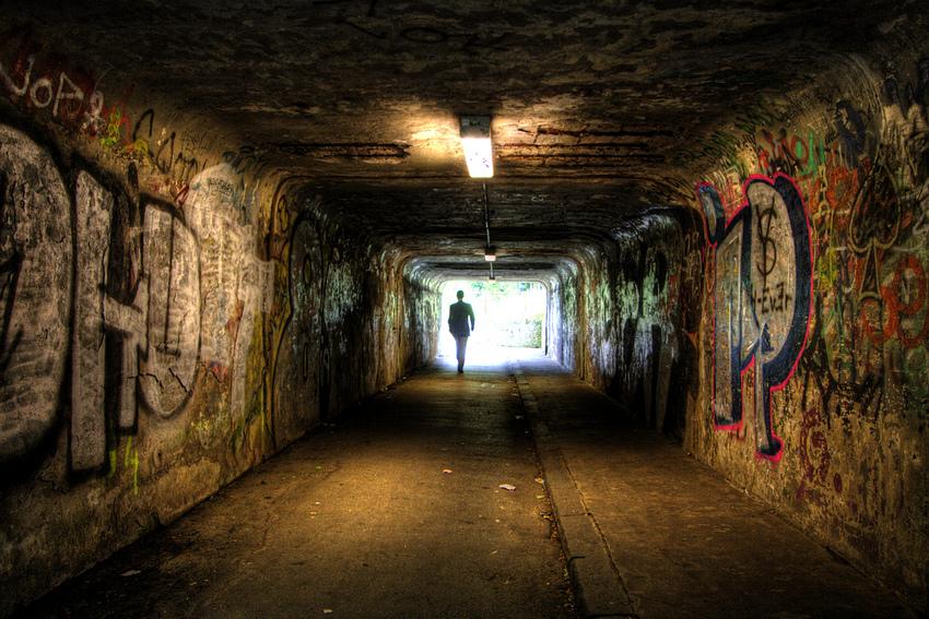 Licht am Ende des Tunnels #1