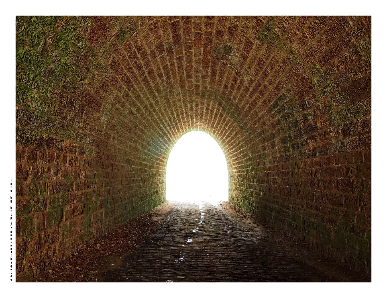 Licht am Ende des Tunnels...