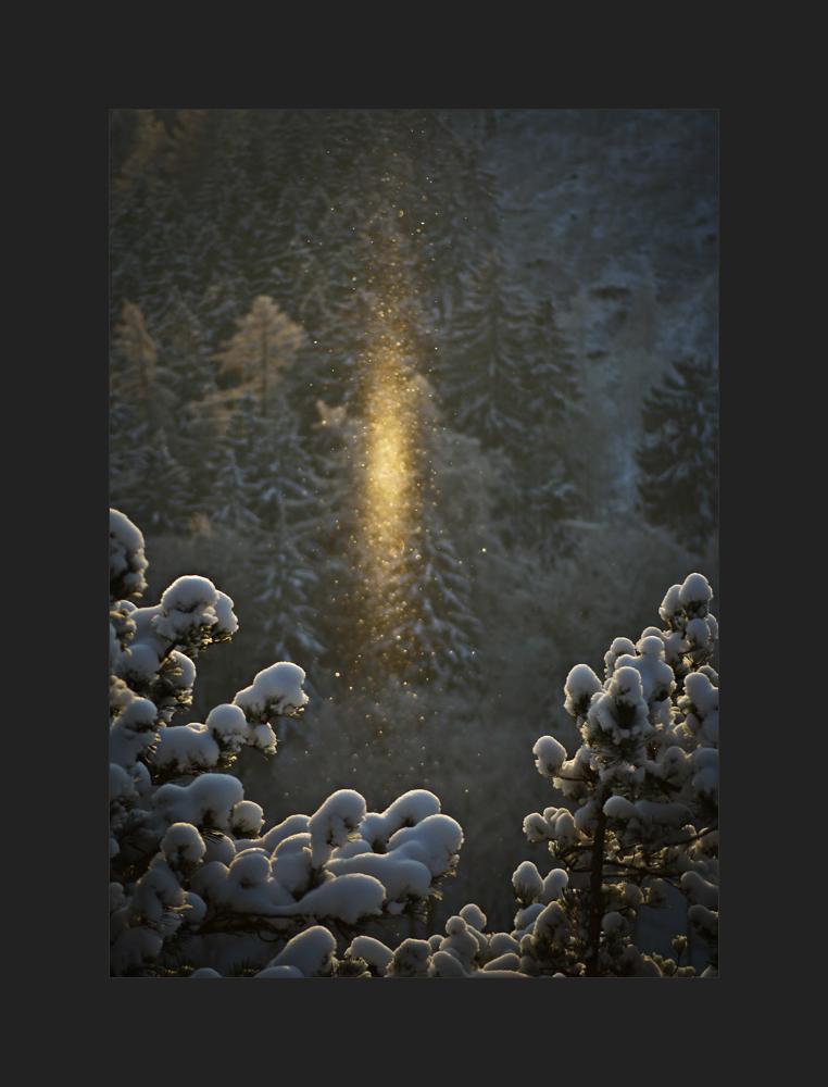 Licht aus Eis