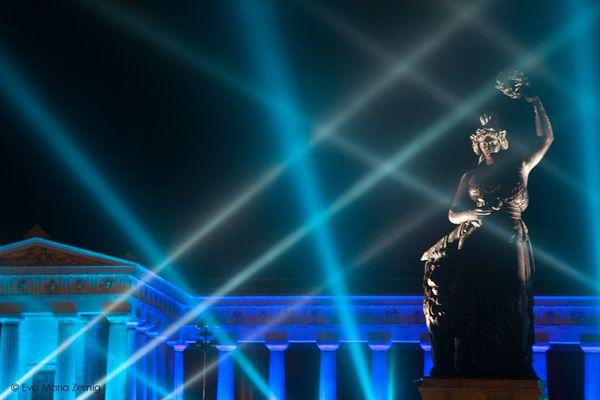 Licht aus - Spot an - ... für unsere Bavaria