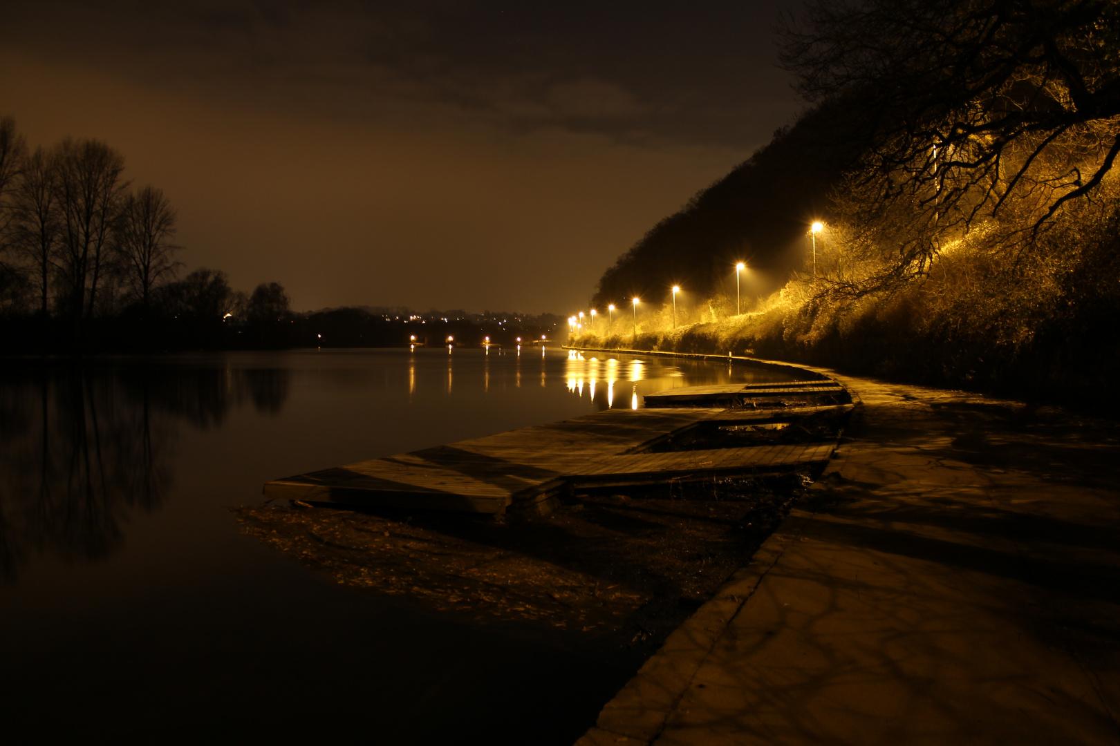 Licht bei Nacht