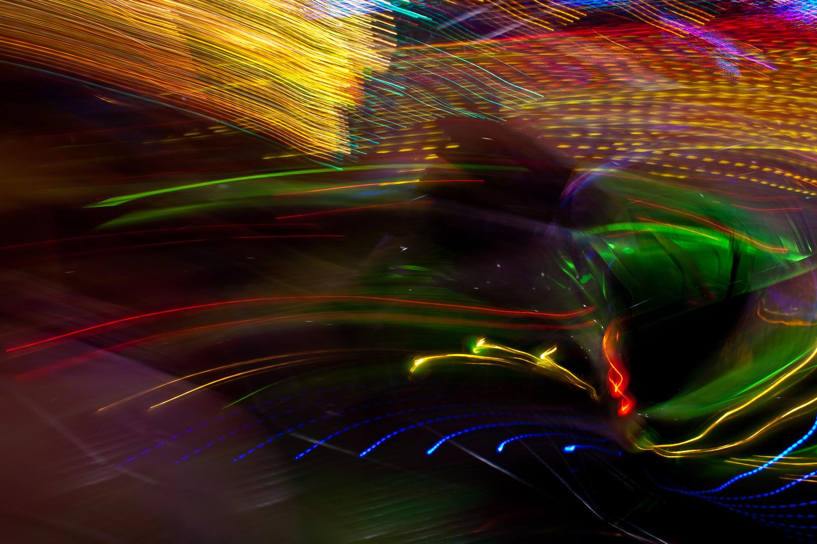 Licht - Explosion
