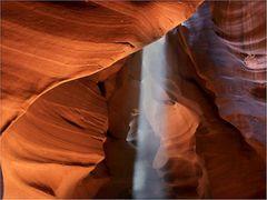 Licht im Canyon....