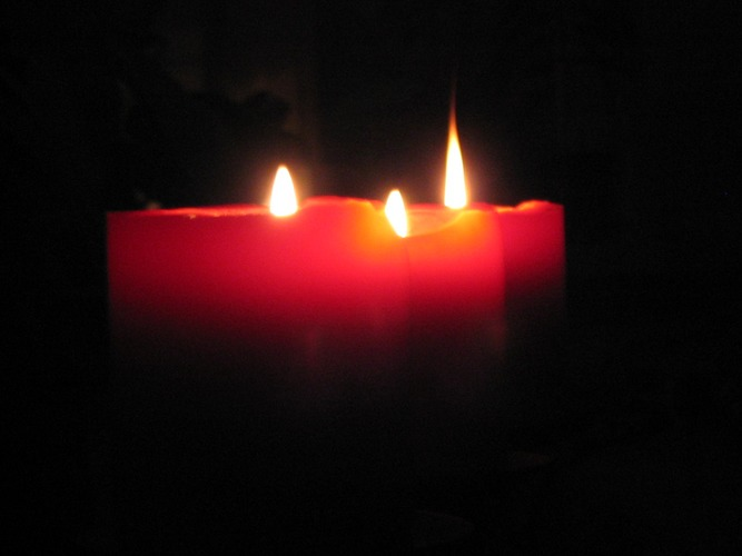 Licht im Dunkeln...