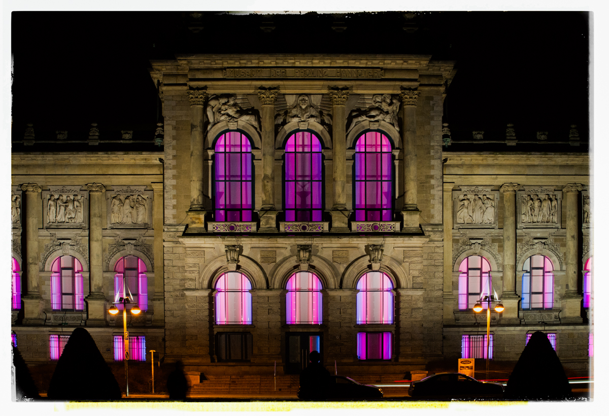 Licht - im Landesmuseum Hannover